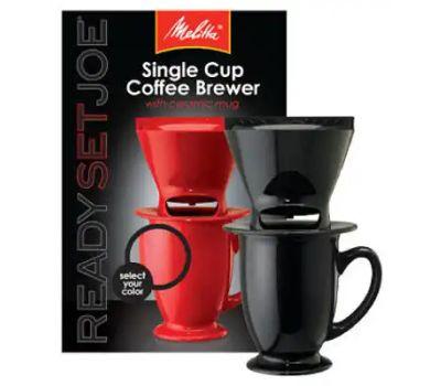 Melitta 64010 Ready Set Joe/Mug