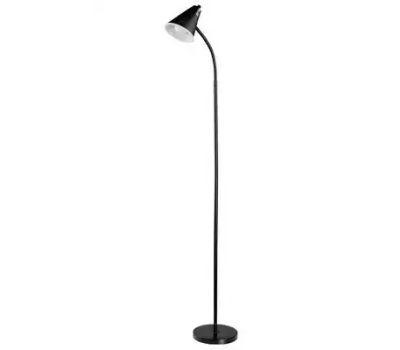 Globe Electric 12708 59 Inch Blk Flr Lamp