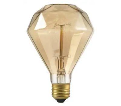 Globe Electric 84644 40w G30 Diamant Bulb