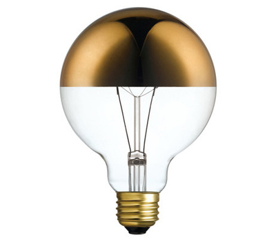 Globe Electric 84649 40w Oro Designer Bulb
