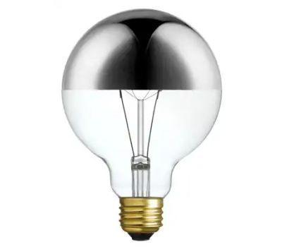 Globe Electric 84650 40w Chromeo Design Bulb