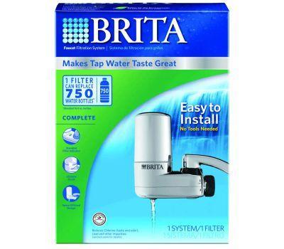 Brita 35618 Filter System On Tap Chrome