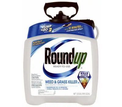 Roundup 5100114 Round Up 1.33 Gallon Pump Foot N Go