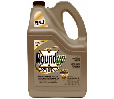 Roundup 5708010 Round Up Round1.25 Gallon Weed Killer