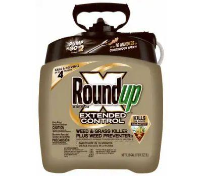 Roundup 5725070 Pump Weed Grass1.33 Gallon