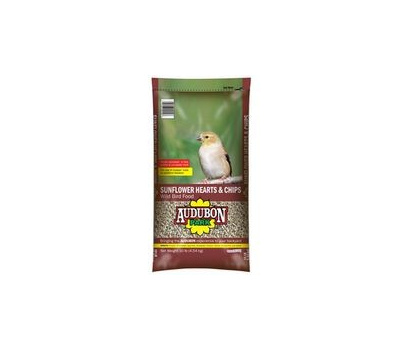 Global Harvest 12519 Wild Bird Food, Sunflower Hearts and Chips, 10 Pound
