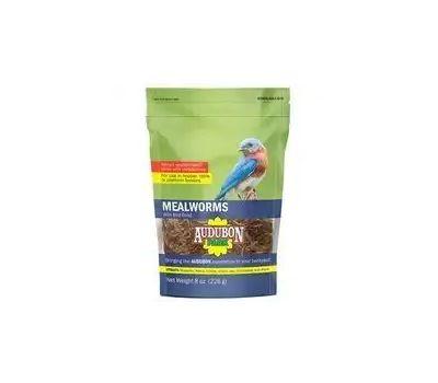 Global Harvest 12816 Wild Bird Food, Mealworm, 8 Ounce