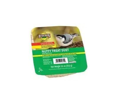Global Harvest 13064 Food Bd Suet Nutty Trt 11 Ounce