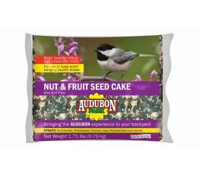 Global Harvest 11932 Food Bird Cake Nut/Fruit 2.4 Pound