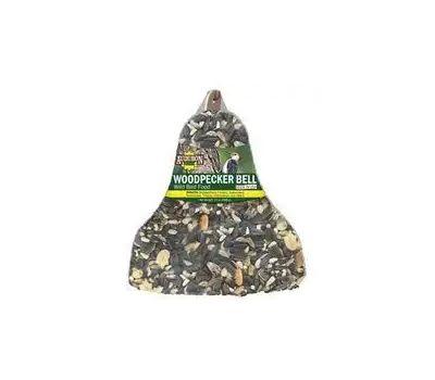 Global Harvest 12684 Food Bird Bell Woodpecker 13 Ounce