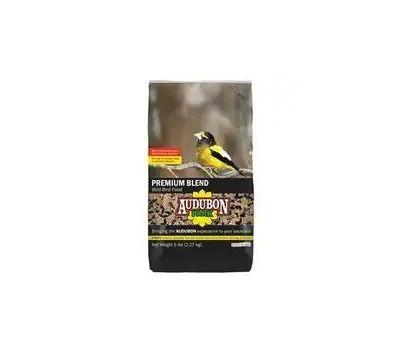 Global Harvest 12225 Wild Bird Food, Premium Blend, 5 Pound