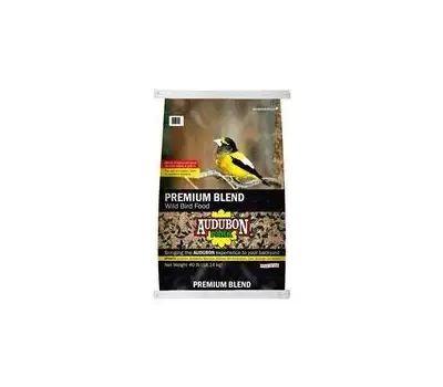 Global Harvest 12557 Wild Bird Food, Premium Blend, 40 Pound