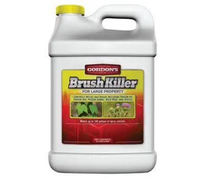 PBI Gordon 2321122 2321112 Brush Killer, Liquid, Black, 2.5 Gal Bottle