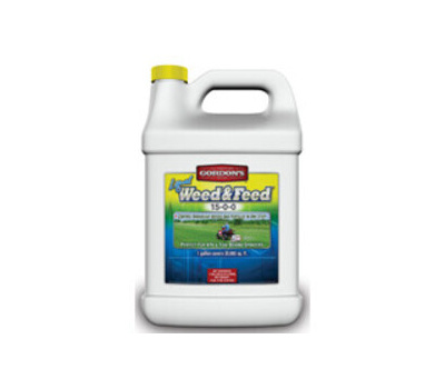 PBI Gordon 7311072 Fert Liq Weed/Feed 15-0-0 Gal