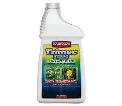 PBI Gordon 8101226 Trimec Trimec Weed Killer, Liquid, Spray Application, 1 Qt