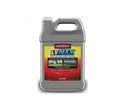 PBI Gordon 8831072 Lv Max Fast-Acting Weed Killer, Liquid, Pump-up Sprayer, Tow-Behind Sprayer Application, 1 Gal