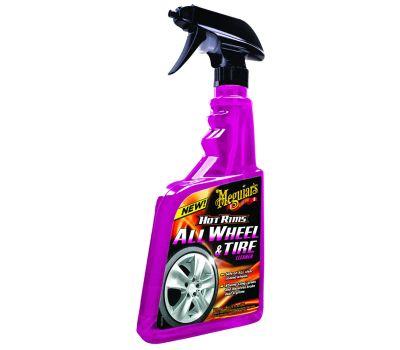Meguiars G-9524 Hot Rims Cleaner Whl Hot Rims 24 Ounce