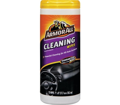 Armor All 17497C Cleaning Wipes Armor All 30ct