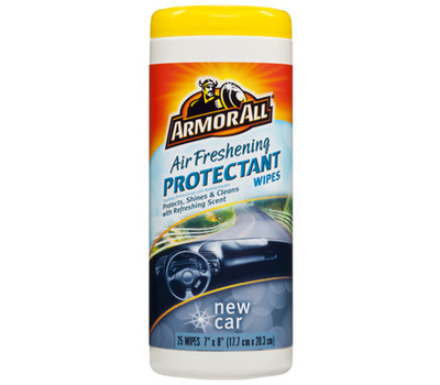 Armor All 78533 Wipes Prtct Frsh Nwcar Aa 25ct