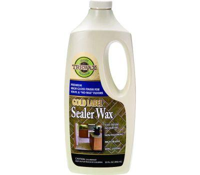 Trewax 887135027 32 Ounce Liquid Sealer Wax