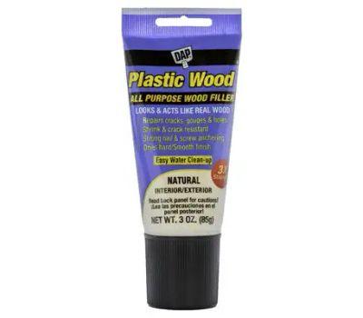 Dap 00580 Filler Plastic Wood Natl 3 Ounce
