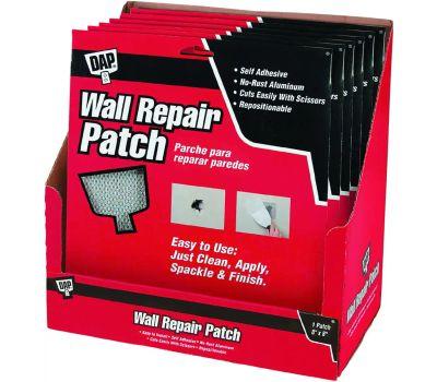 Dap 09146 Wall Repair Patch, White
