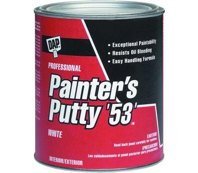 Dap 12242 Painter Putty White Pint