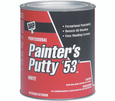 Dap 12244 Painter Putty White Quart