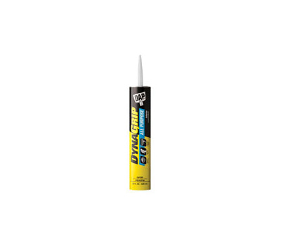 Dap 27502 Dynagrip Construction Adhesive, Tan, 28 Ounce Cartridge