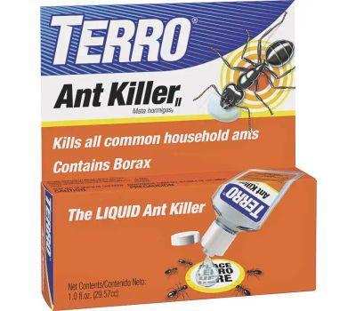 Terro T100-12 1 Ounce Liquid Ant Killer II With Borax
