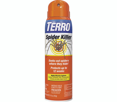 Terro T2302-6 Spider Killer Aero 19 Ounce