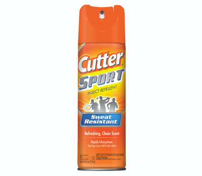 Spectrum HG-96253 Cutter 6 Ounce Insect Repellent