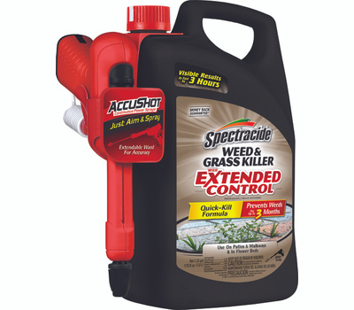 Spectrum HG-96385 Spectracide Killer Weed/Grs Accushot 170 Ounce