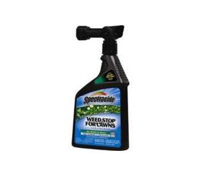 Spectrum HG-96541 Spectracide Weed Stop Weed Stop Concentrate, Liquid, Quickflip Sprayer Application, 32 Fl-Oz Package