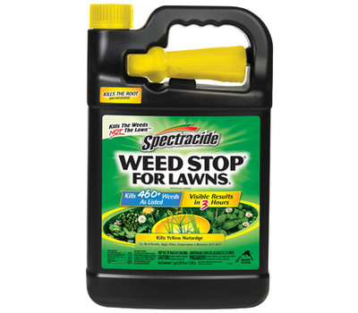 Spectrum HG-96543 Spectracide Weed Stop For Lawns Rtu Gallon
