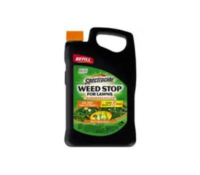Spectrum HG-96589 Spectracide Weed Stop Refill Weed Killer, Liquid, 1.33 Gal