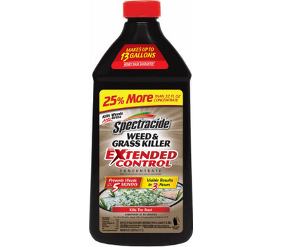 Spectrum HG-96622 Spectracide Weed and Grass Killer, Liquid, Dark Amber, 40 Ounce Bottle