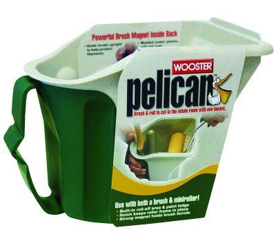 Wooster 8619 Pelican Hand Held Pail Quart