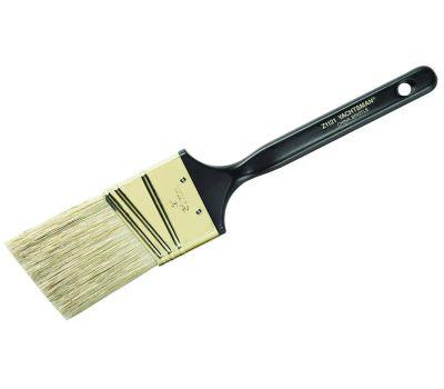 Wooster Z1222-2 Pro White White China Bristle Angle Sash Brush 2 Inch