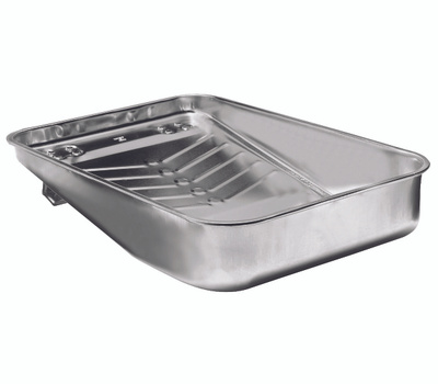 Wooster R405 13 Inch 3 Quart Hefty Deep Well Metal Tray For 9 Inch Rollers