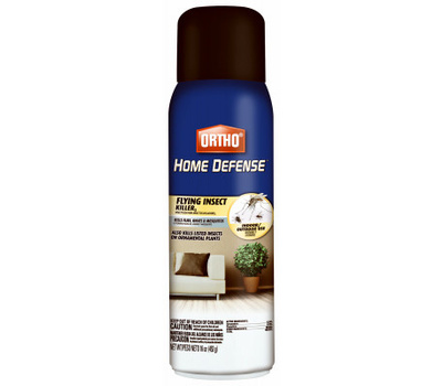 Ortho 0112812 Home Defense Flying Insect Killer, Liquid, Spray Application, Indoor, Outdoor, 16 Ounce Bottle