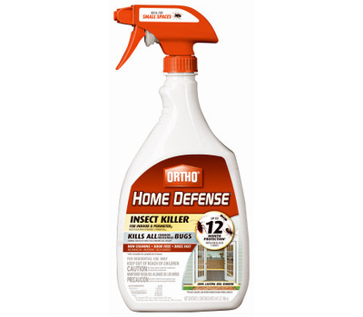 Ortho 0221310 Home Defense Insect Killer, Liquid, Indoor, 24 Ounce Bottle