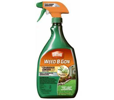 Scotts 0433510 Weed B Gone 24 Ounce Rtu Weed B Gon