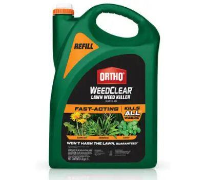 Ortho 0447605 Weedclear Weed Killer Refill, Liquid, 1.33 Gal Bottle