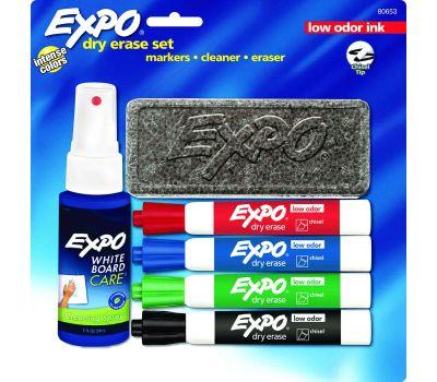Sanford 80653 Marker Dry Erase Starter Set