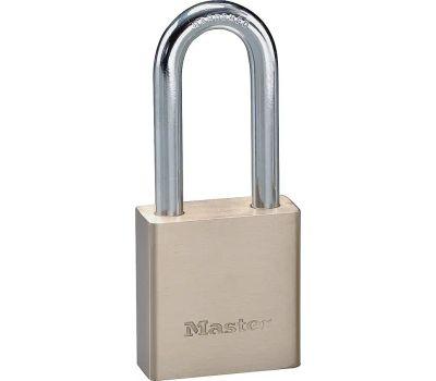 Master Lock 576DLHPF 1-3/4 Inch Brass Padlock 2 Inch Shackle
