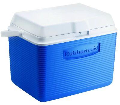 Rubbermaid Home FG2A1304MODBL 24 Quart Pacific Blue Cooler