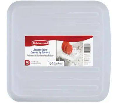 Rubbermaid Home L3-1180-M6-CLR Dish Drainer Clear Small