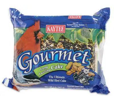 Kaytee 100063947 1.85 Pound Gourmetseed Cake