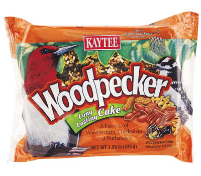 Kaytee 100063948 1.85 Pound Woodpecker Cake